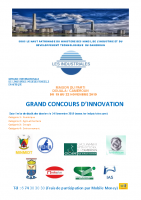 flyer concours d'innovation